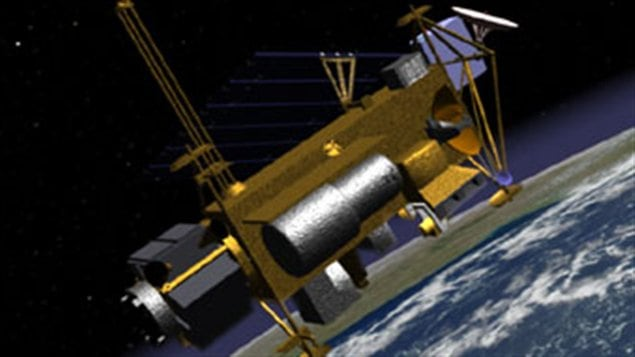 L'Upper Atmosphere Research Satellite