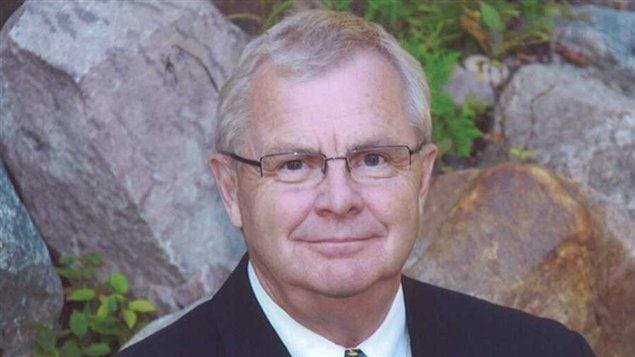 Daniel Dion, maire de Saint-Raymond