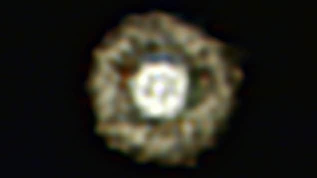 L'étoile IRAS 17163-3907