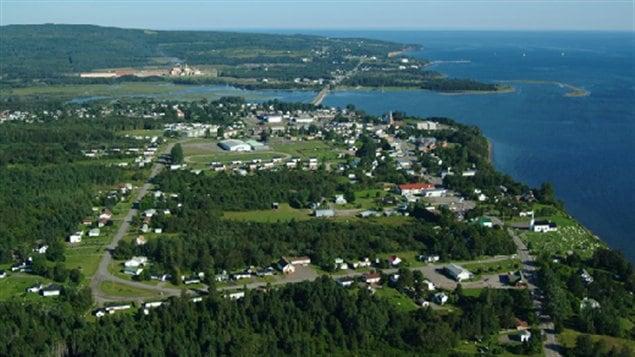Canada – Un voyage de Québec vers la Gaspésie a travers les paroisses au 19 eme siècle 110928_kx7rm_new-richmond_sn635