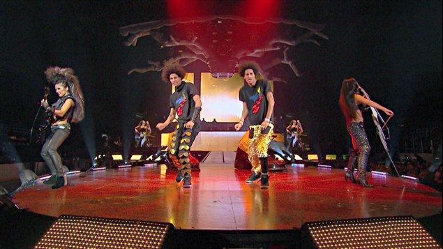 Spectacle du Cirque du Soleil consacré à Michael Jackson