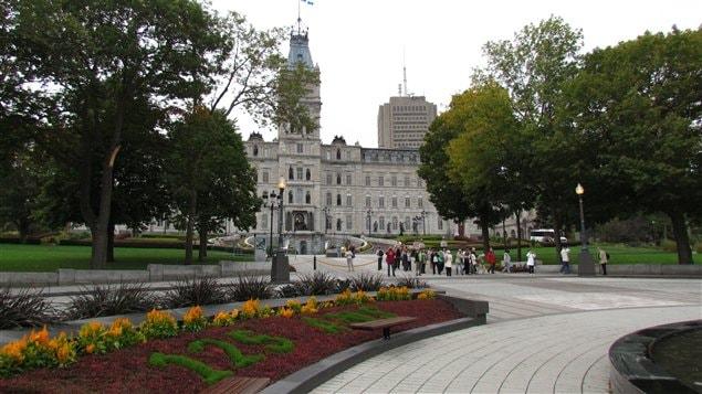 Édifice de l'Assemblée nationale à Québec