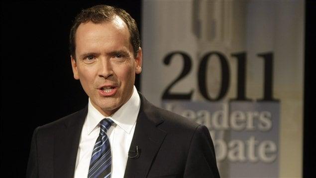 Hugh McFadyen, chef du Parti progressiste-conservateur du Manitoba