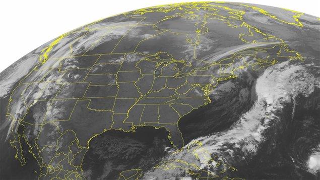Une tempête se dirige vers les Maritimes