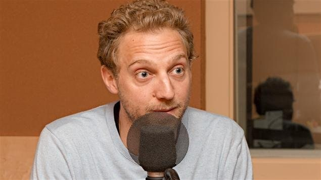 Le cinéaste et documentariste Mathieu Roy