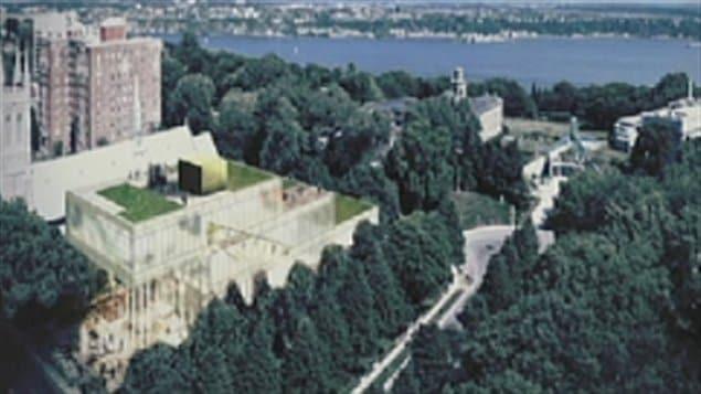 Projet d'agrandissement du Musée national des beaux-arts