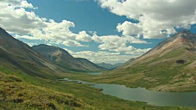 Le bassin hydrologique de la rivière Peel au Yukon