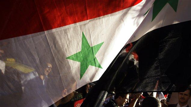 Manifestations en Syrie