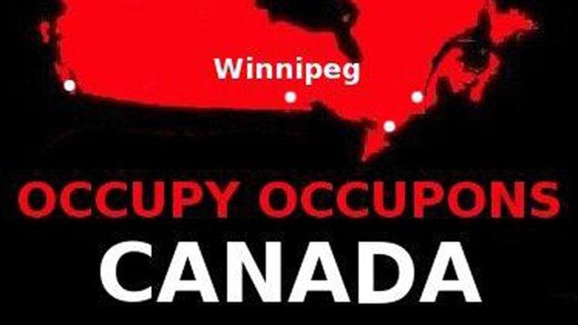 Le mouvement Occupons Winnipeg organise un rassemblement samedi devant le Palais législatif, suivi par une marche au centre-ville.