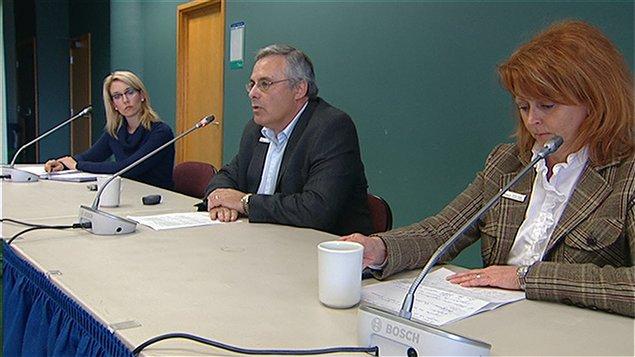 Le médecin chef en santé publique d'Ottawa, Isra Levy