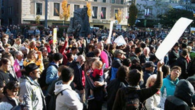 Occupons Vancouver