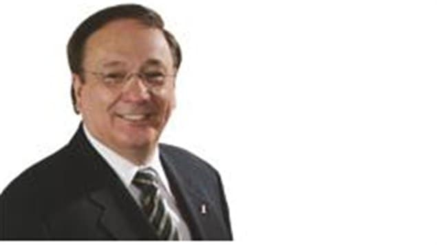 Marc Campagna, président démissionnaire de l'association libérale de Terrebonne