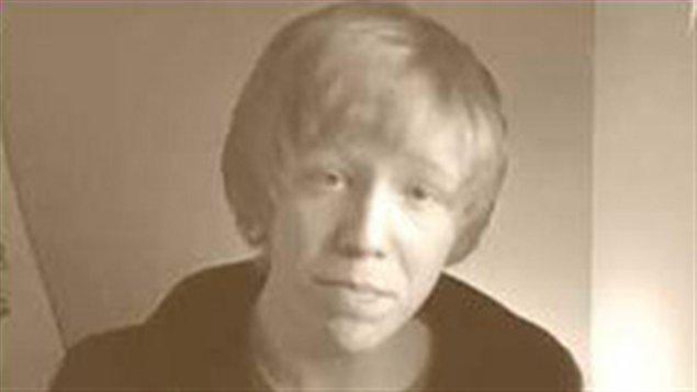 Jamie Hubley était âgé de 15 ans.