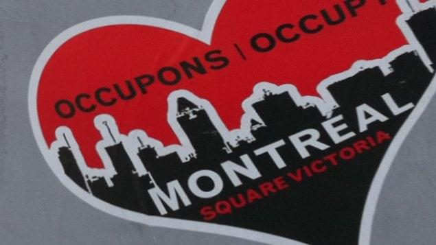 Les revendications des indignés de Montréal  Les revendications des indignés de Montréal  Les revendications des indignés de Montréal  Les revendications des indignés de Montréal