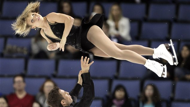 Kirsten Moore-Towers et Dylan Moscovitch