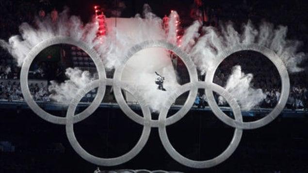 Cérémonie d'ouverture des jeux olympiques d'hiver de Vancouver