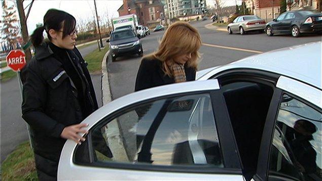 Carole Morinville a été arrêtée en novembre dernier.