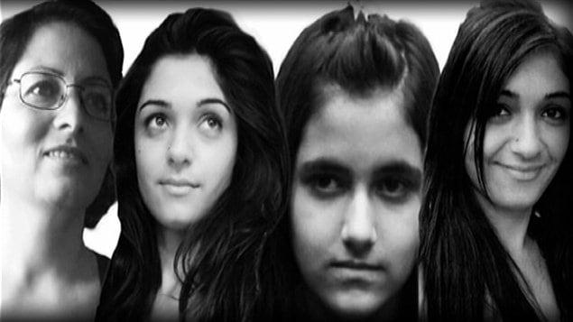 La première femme de Mohammad Shafia et trois de ses filles ont été retrouvées mortes dans une voiture au fond du canal Rideau le 30 juin 2009.