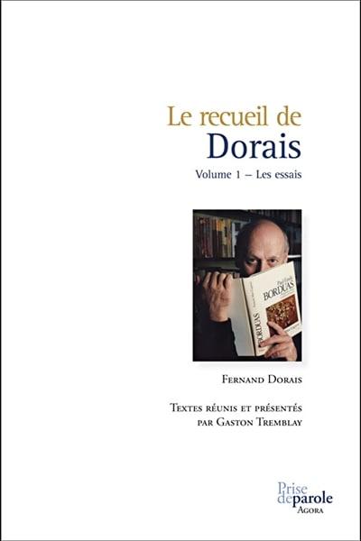 Fernand Dorais, Jésuite et professeur à l'U. Laurentienne
