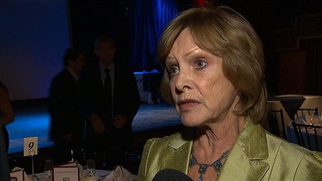 La députée indépendante Lisette Lapointe