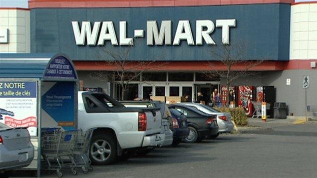 Wal-Mart de hull