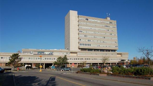 Université Laurentienne Grand Sudbury