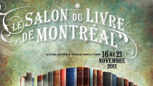 Salon du livre de Montréal 2011