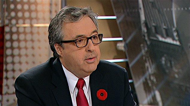 Michel Dorais, membre démissionnaire du comité de vérification du Bureau du vérificateur général du Canada