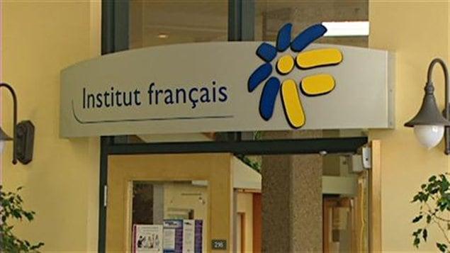 L'Institut français de l'Université de Regina