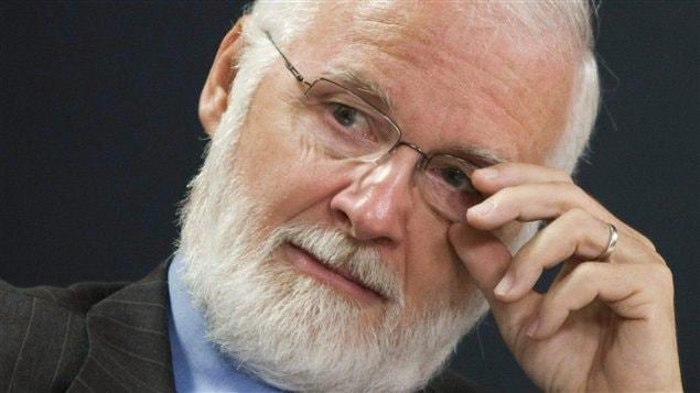 L'ex-diplomate canadien Robert Fowler.