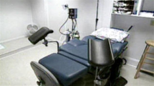 Clinique d'avortement