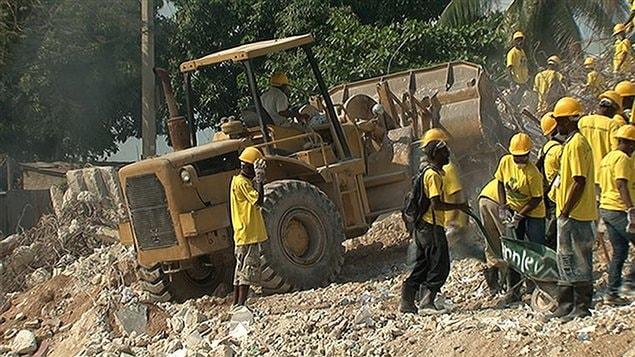 Reconstruire Haïti