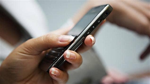 Un téléphone intelligent