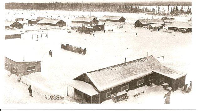 Camp de Spirit Lake
