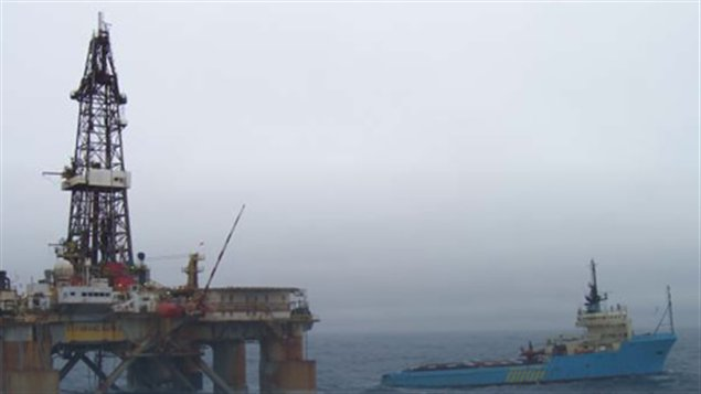 forage pétrolier