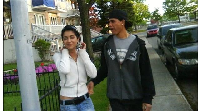 Ricardo Suano-Sanchez et Sahar Shafia