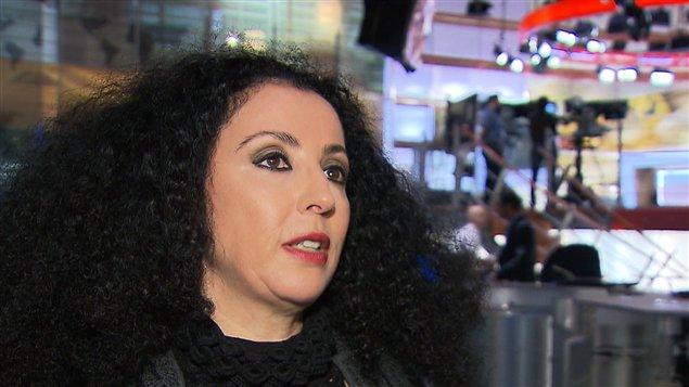 Rachida Azdouz, spécialiste des accommodements raisonnables.