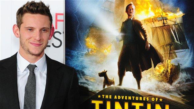 L'acteur Jamie Bell au festival AFI en Californie, en novembre dernier.