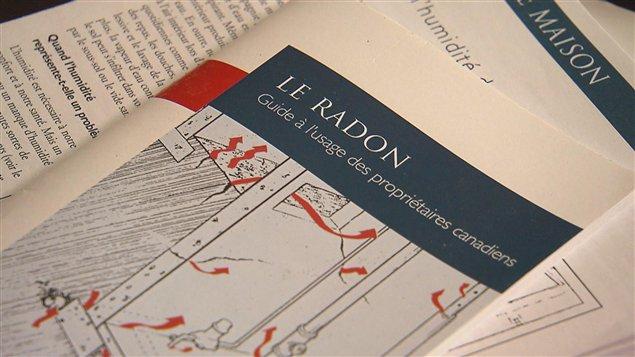 Un guide sur le radon à l'attention des propriétaires