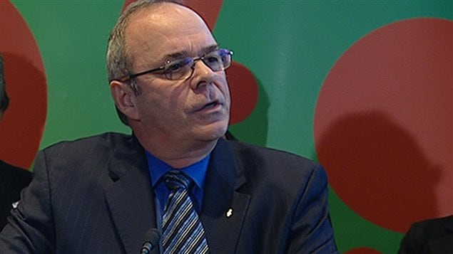 En conférence de presse, en 2010, Michel Arsenault disait ne jamais avoir reçu d'offres de pots-de-vin.