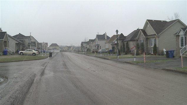 Un quartier en plein développement à Mirabel