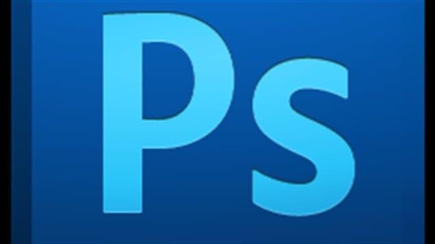 Le logo de la 5e version de Photoshop
