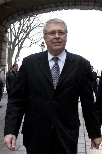 Le député Daniel Ratthé