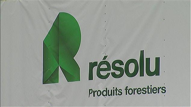 Logo de Produits forestiers Résolu