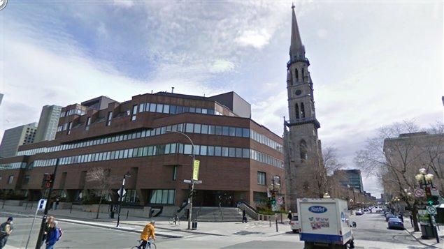 L'Université du Québec à Montréal
