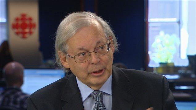 Yvan Allaire, président du conseil de l'Institut de la gouvernance des organisations privées et publiques