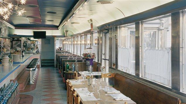 Le diner M. Wells, dans Queens, avant sa fermeture