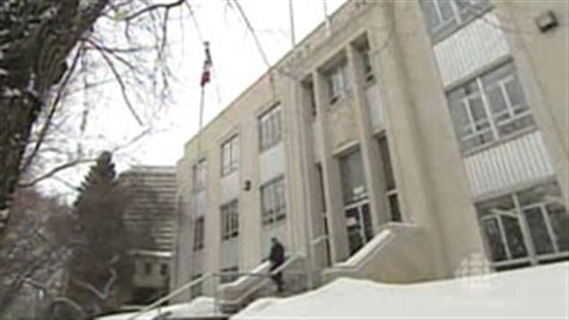 La Cour du Banc de la Reine évacuée mardi après-midi en raison d'une fuite de gaz