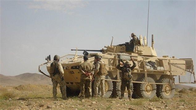 Soldats de la FIAS
