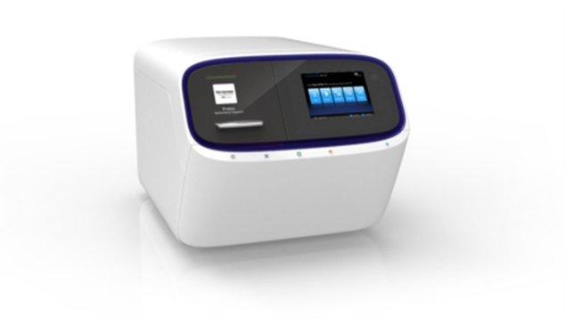 La machine qui permet d'établir l'ADN d'un individu